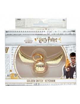 Harry Potter Keychain Golden Snitch 12 cm