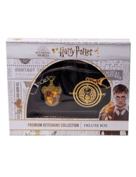 Harry Potter Keychains 6-Pack Deluxe