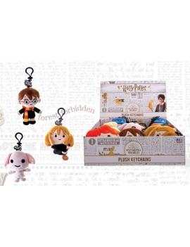 Harry Potter Plush Hangers 8 cm Display (18)