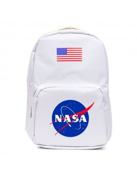 NASA Backpack Logo