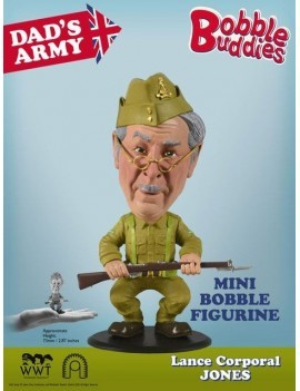 Dad's Army Bobble-Head Lance Corporal Jones 7 cm