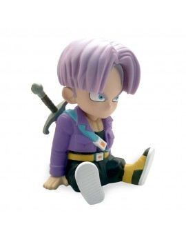 Dragon Ball Chibi Bust Bank Trunks 15 cm