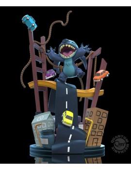 Lilo & Stitch Q-Fig Max Elite Figure Stitch x San Francisco 13 cm
