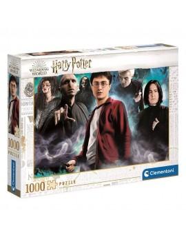 Harry Potter Jigsaw Puzzle Harry vs. the Dark Arts (1000 pieces)