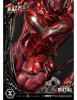 Dark Nights: Metal Statue 1/3 The Red Death 75 cm