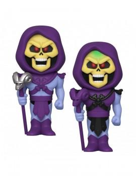 Masters of the Universe Vinyl SODA Figures Skeletor 11 cm Assortment (6)
