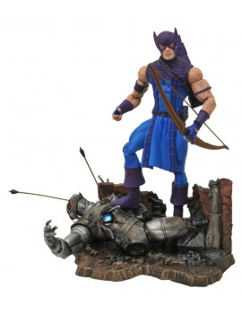 Marvel Select Action Figure Classic Hawkeye 18 cm