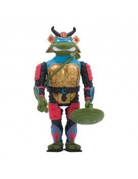 Teenage Mutant Ninja Turtles ReAction Action Figure Samurai Leonardo 10 cm
