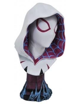 Marvel Comics Legends in 3D Bust 1/2 Spider-Gwen 25 cm