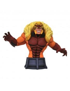 Marvel X-Men Animated Series Bust Sabretooth 15 cm