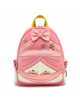 Disney by Loungefly Backpack Cinderella 70th Anniversary Peek A Boo