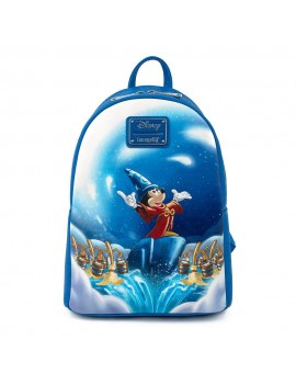 Disney by Loungefly Backpack Fantasia Sorceror Mickey