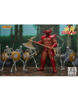 Golden Axe Action Figure 1/12 Death Adder 26 cm