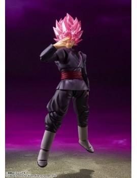 Dragon Ball Super S.H. Figuarts Action Figure Goku Black - Super Saiyan Rose 14 cm