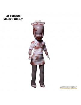 Silent Hill 2 Living Dead Dolls Doll Bubble Head Nurse 25 cm