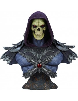 Masters of the Universe Life-Size Bust 1/1 Skeletor Legends 71 cm