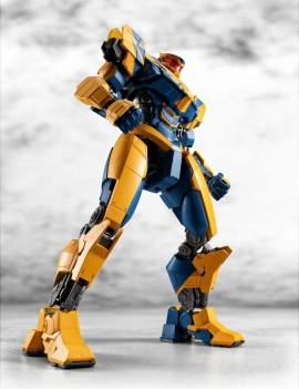 Pacific Rim: The Black Robot Spirits Action Figure (Side Jaeger) Atlas Destroyer 17 cm