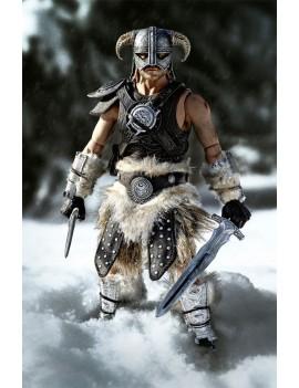 The Elder Scrolls V Skyrim Action Figure 1/6 Dragonborn Standard Edition 32 cm