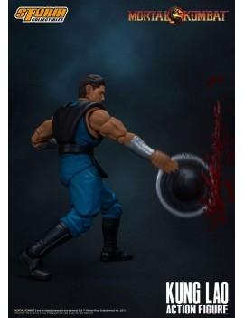 Mortal Kombat Action Figure 1/12 Kung Lao 18 cm