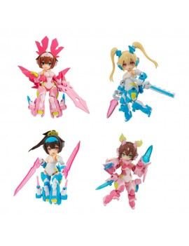 Megami Device Desktop Army Figures 8 cm Assortment Asura Series Another Color Ver. (4)