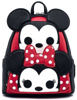 Disney POP! by Loungefly Backpack Mickey and Minnie Cosplay