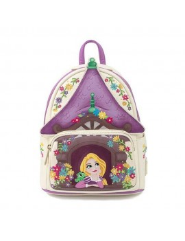Disney by Loungefly Backpack Tangled Tower Scene
