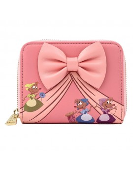 Disney by Loungefly Wallet Cinderella 70th Anniversary Cindy Bow