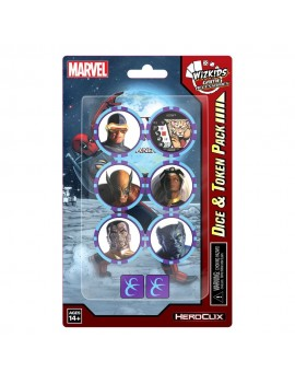 Marvel HeroClix: X-Men Rise and Fall Dice and Token Pack