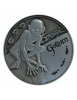 Lord of the Rings Collectable Coin Gollum Limited Edition
