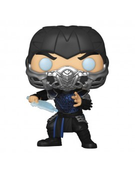 Mortal Kombat Movie POP! Movies Vinyl Figure Sub Zero 9 cm
