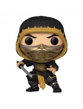 Mortal Kombat Movie POP! Movies Vinyl Figures Scorpion 9 cm Assortment (6)