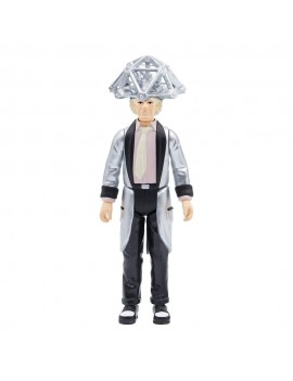 Back To The Future ReAction Action Figure Fifties Doc 10 cm