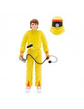 Back To The Future ReAction Action Figure Radiation Marty 10 cm