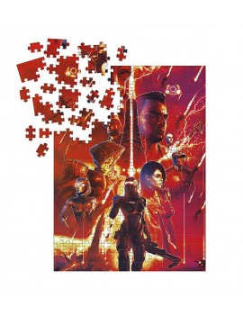 Mass Effect Jigsaw Puzzle Legends (1000 pieces)