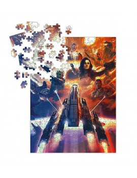 Mass Effect Jigsaw Puzzle Outcasts (1000 pieces)