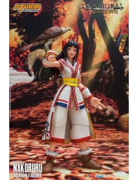 Samurai Shodown Action Figure 1/12 Nakoruru 18 cm