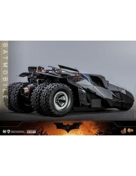 The Dark Knight Trilogy Movie Masterpiece Action Figure 1/6 Batmobile 73 cm