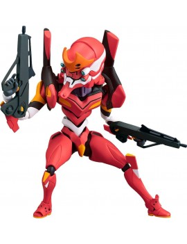 Rebuild of Evangelion Parfom R! Action Figure Evangelion Unit-02 14 cm