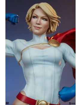 DC Comics Premium Format Figure Power Girl 63 cm