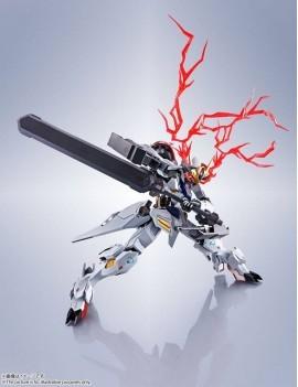 Mobile Suit Gundam IBO Metal Robot Spirits Action Figure (Side MS) Gundam Barbatos Lupus 15 cm