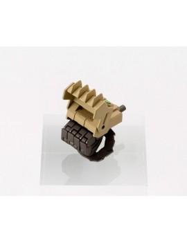 Kotobukiya M.S.G. Model Kit Accesoory Set Heavy Weapon Unit 29 Action Knuckle Type-B