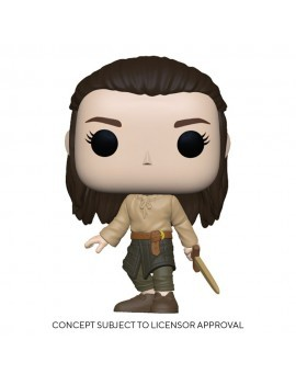 Game of Thrones POP! TV Vinyl Figure Arya Training 9 cm