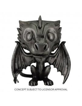 Game of Thrones POP! TV Vinyl Figure Drogon (Iron) 9 cm