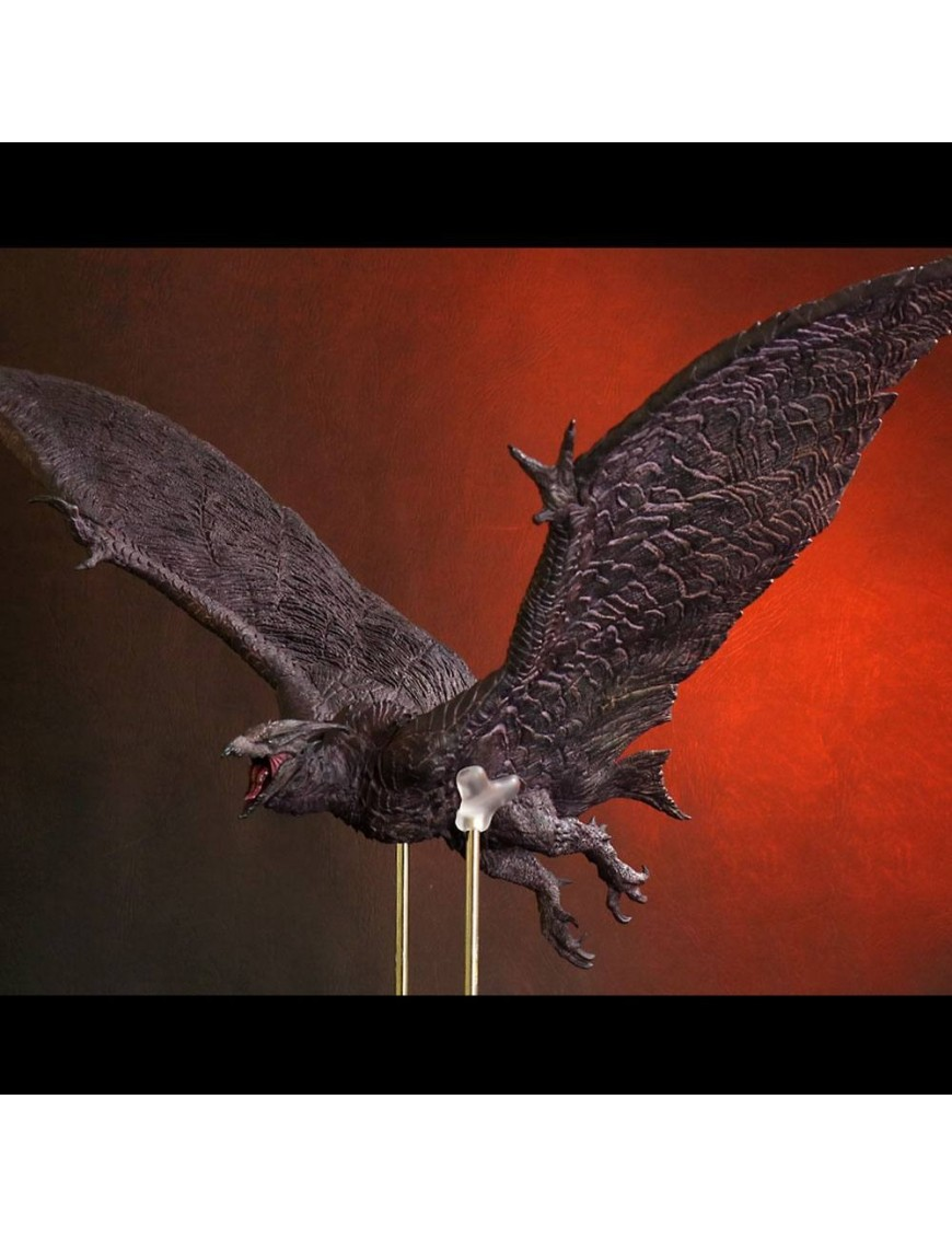 Godzilla II TOHO Large Kaiju Series PVC Statue Rodan 56 cm