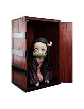 Demon Slayer: Kimetsu no Yaiba Big Size Statue Nezuko in a Box 44 cm