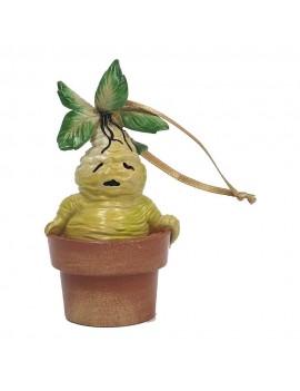Harry Potter Hanging Tree Ornaments Mandrake Case (4)