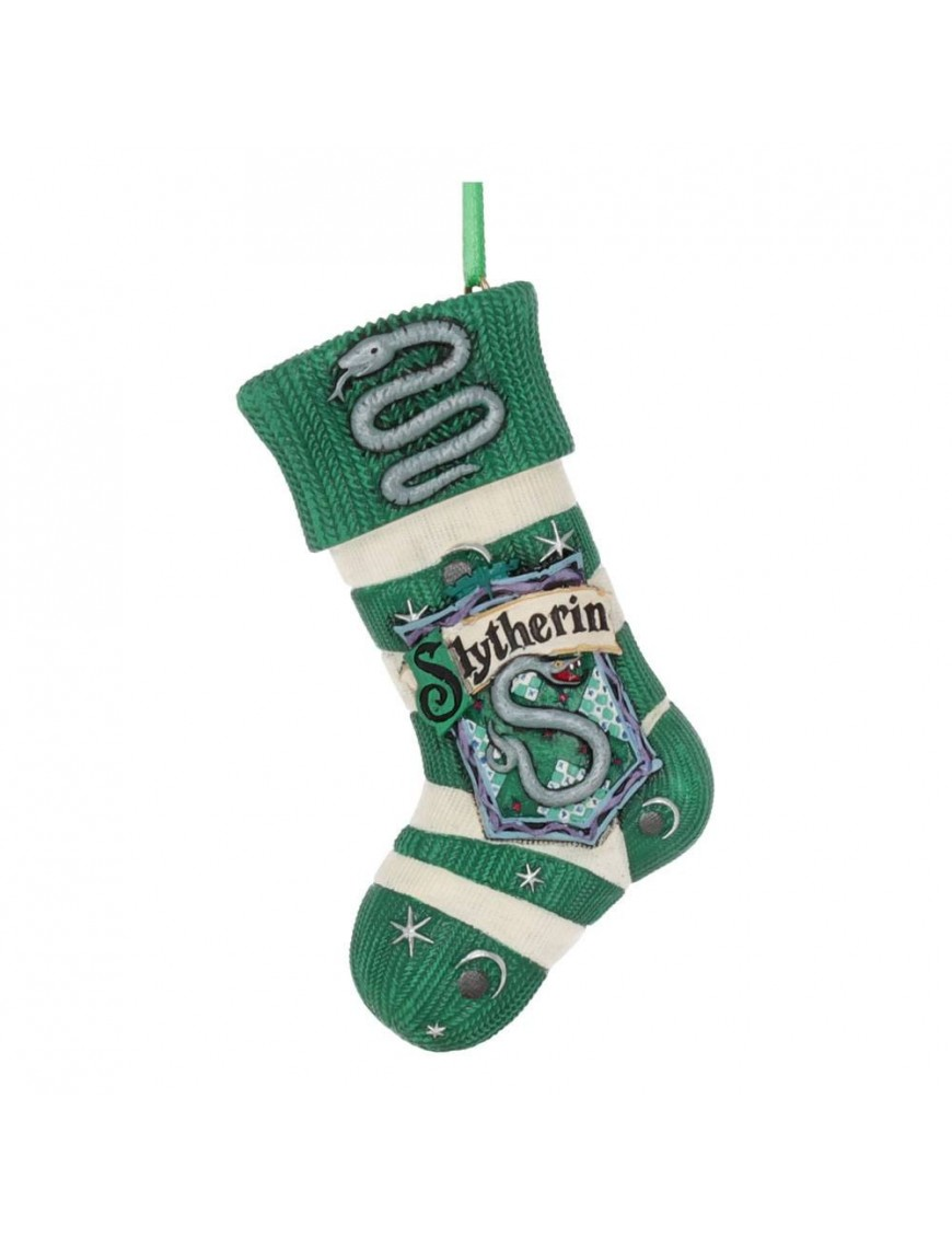 Harry Potter Hanging Tree Ornaments Slytherin Stocking Case (6)