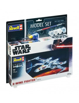 Star Wars Model Kit 1/57 X-Wing Fighter