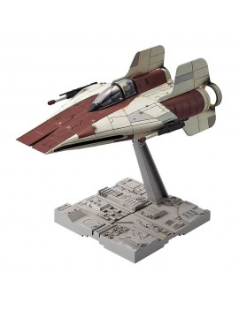Star Wars Model Kit 1/72 A-Wing Starfighter 10 cm