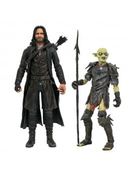 Lord of the Rings Select Action Figures 18 cm Series 3 Assortment (6)